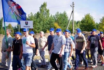 Finaliniame seniūnijų žaidynių finale Utenoje dalyvaus šešios Prienų rajono seniūnijų komandos