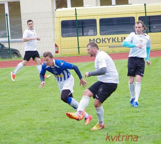 Robertas Ratkevičius pelnė du įvarčius ir padėjo komandai iškovoti pergalę AAFF pirmenybėse