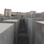 Memorialas holokausto aukoms Berlyne