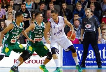 Laimonas Kisielius apie krepšininko karjerą ir sugrįžimą į Prienus (video)