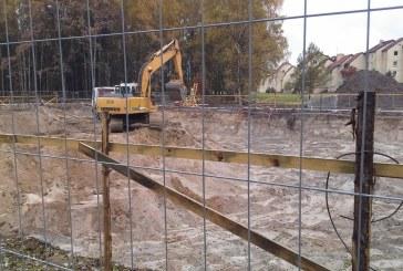 Birštone pradėta daugiafunkcio centro statyba