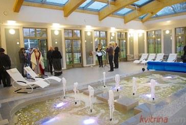 """Birštone atidarytas naujas turistinis objektas – """"Birutės vila"""""""
