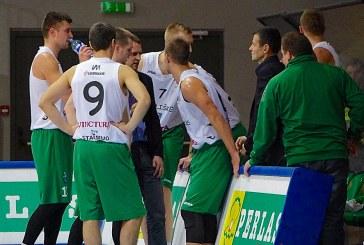 """Marius Petrauskas: """"Rungtynių pabaigoje pritrūko šaltakraujiškumo ir Dievo pagalbos"""""""