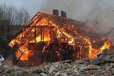 Veiverių ir Stakliškių seniūnijose degė ūkiniai pastatai. Žmonės nenukentėjo