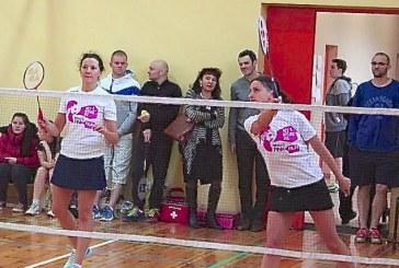 """Revuonos"" mokykloje karaliavo badmintono ""pradinukai"""