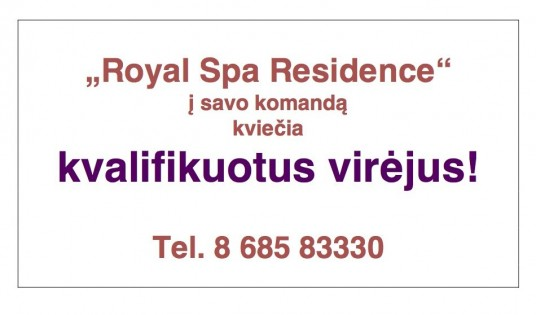 """Royal Spa Residence"