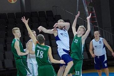 Antrajame rajono krepšinio pirmenybių ture – be staigmenų
