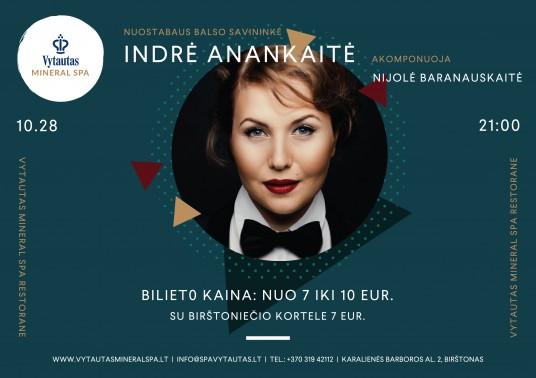 Indre Anankaite TV
