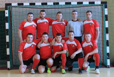 """Balbieriškio """"Ringis"""" – mūsų krašto atstovas AAFF salės futbolo pirmenybėse"""