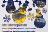 Kalėdinės eglės įžiebimas Prienuose