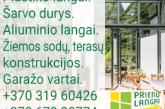 """""""Prienų langai"""" : langai, terasų konstrukcijos…"""
