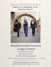 Klasikinės muzikos koncertas Kurhauze