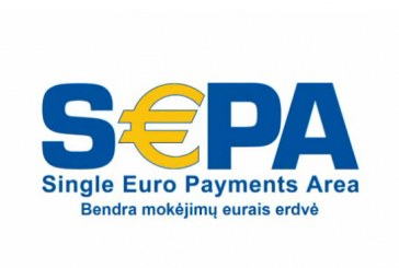Lietuvai prisijungus prie elektroninių mokėjimų eurais erdvės SEPA, bus patogiau atlikti mokėjimus visoje Europoje
