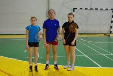 Lietuvos mokinių žaidynėse Balbieriškio pagrindinės mokyklos merginos – ketvirtos