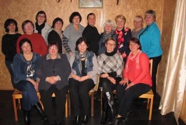 LSDMS Prienų moterų klubo žiemos palydėtuvės Naujojoje Ūtoje