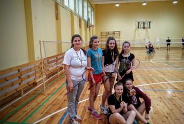 Prienų rajono savivaldybės badmintono turnyras