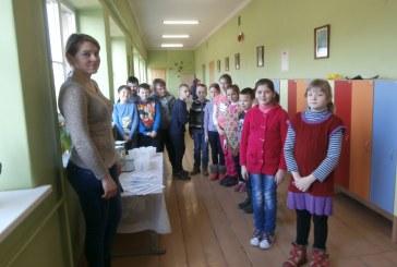 """Akcija """"Vanduo – tai gyvybė ir sveikata"""" Balbieriškio pagrindinėje mokykloje"""
