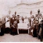 1916 m. laidotuves Jiezne,redag.