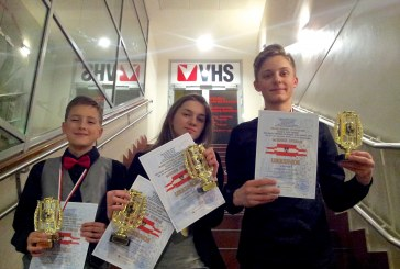 Birštono meno mokyklos mokiniai – tarptautinių konkursų Prahoje ir Vienoje nugalėtojai