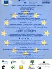 Europos diena Prienuose