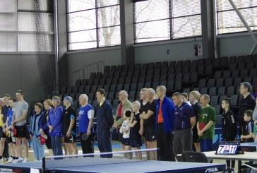 Lietuvos šeimų stalo teniso turnyras Prienuose
