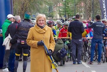 """""""Bigbank"""" plento dviračių varžybos Birštone"""