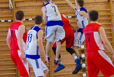 """""""Birštono"""" krepšininkai po iškritimo iš """"Didžiosios taurės"""" bando pagauti sėkmę """"Mažosios taurės"""" varžybose"""