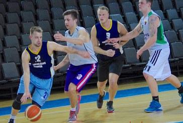 Mantvydo Gečionio vedama N.Ūtos komanda iškovojo rajono pirmenybių bronzą