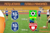Pietų Lietuvos U15 futbolo pirmenybės
