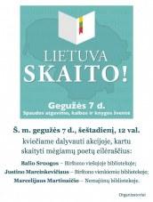 """Lietuva skaito"" Birštone"