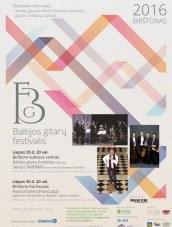 Baltijos gitarų festivalis