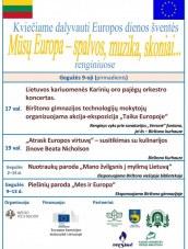 Europos diena Birštone