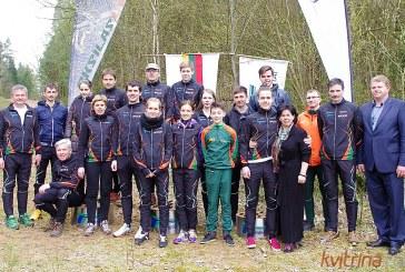 Prienų orientavimosi čempionatas, 2016