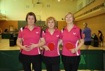 Birštono sporto centro stalo tenisininkės tarp 6 stipriausių komandų Lietuvoje!