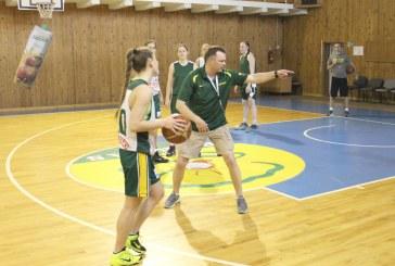 Lietuvos U18 merginų krepšinio kandidačių rinktinėje – dvi Prienų krašto atstovės