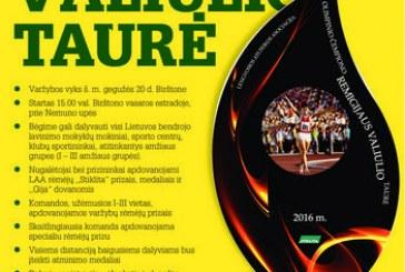 Birštono vasaros estradoje –  bėgikų varžybos