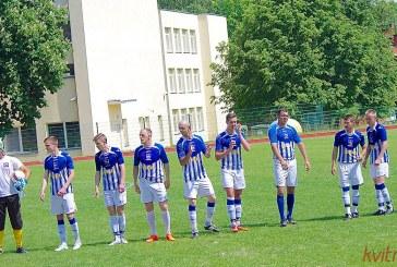 """Birštono SC"" futbolininkai neprilygo FK ""Centras"""