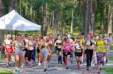 Moterų bėgimas Birštone (nuotr.)