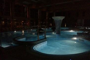 Joninių proga Birštone – baseinų naktys