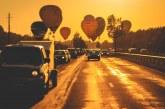 Karšto oro balionų čempionato rengėjai prašo supratimo ir kviečia džiaugtis renginiu