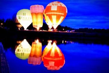 Savaitgalį Birštono dangų nuspalvins 70 oro balionų