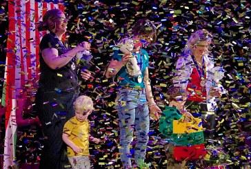 Pasaulio moterų oro balionų čempionatas. Apdovanojimų ceremonija.
