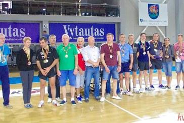 Tarptautinis stalo tenisas turnyras Prienuose. Finalai ir apdovanojimai.