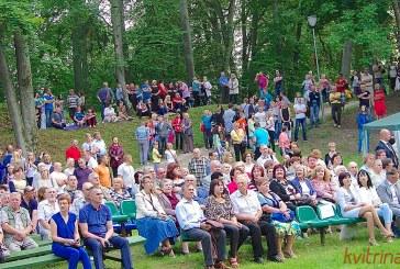 Reportažas iš Balbieriškio vasaros šventės (Foto)