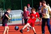 Bendruomenių sporto šventė Nemajūnų dienos centro stadione