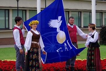 Pasaulio sklandymo čempionato atidarymo ceremonija Prienuose (Gliding championships 2016, Opening ceremony). Photo (II dalis)