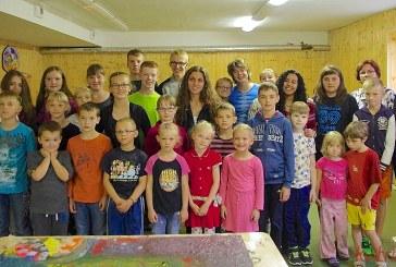 """Socialinis – tarptautinis projektas """"We do it together"""" Išlaužo dienos centre (Foto)"""