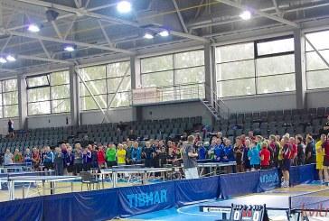 Tarptautinis stalo teniso turnyras Prienuose (foto)