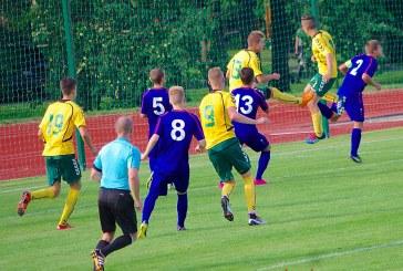 "Futbolas Birštone. U-17 ""Lietuva"" – ""Moldova"""