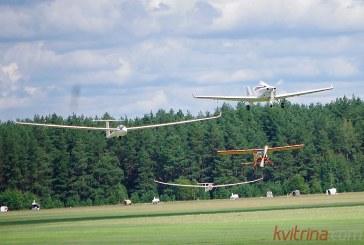 Pasaulio sklandymo čempionatas,  2 pratimas.  (World gliding championships. Task 2)